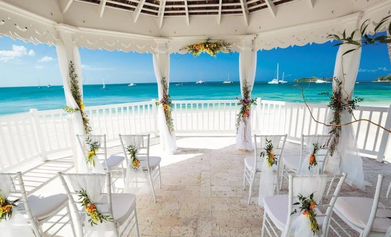 Sandals Negril Beach Wedding Packages Tropical Wedding Venue Beach Wedding Packages Beach Wedding Locations