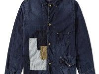 Spellbound Patchwork Coverall Jacket