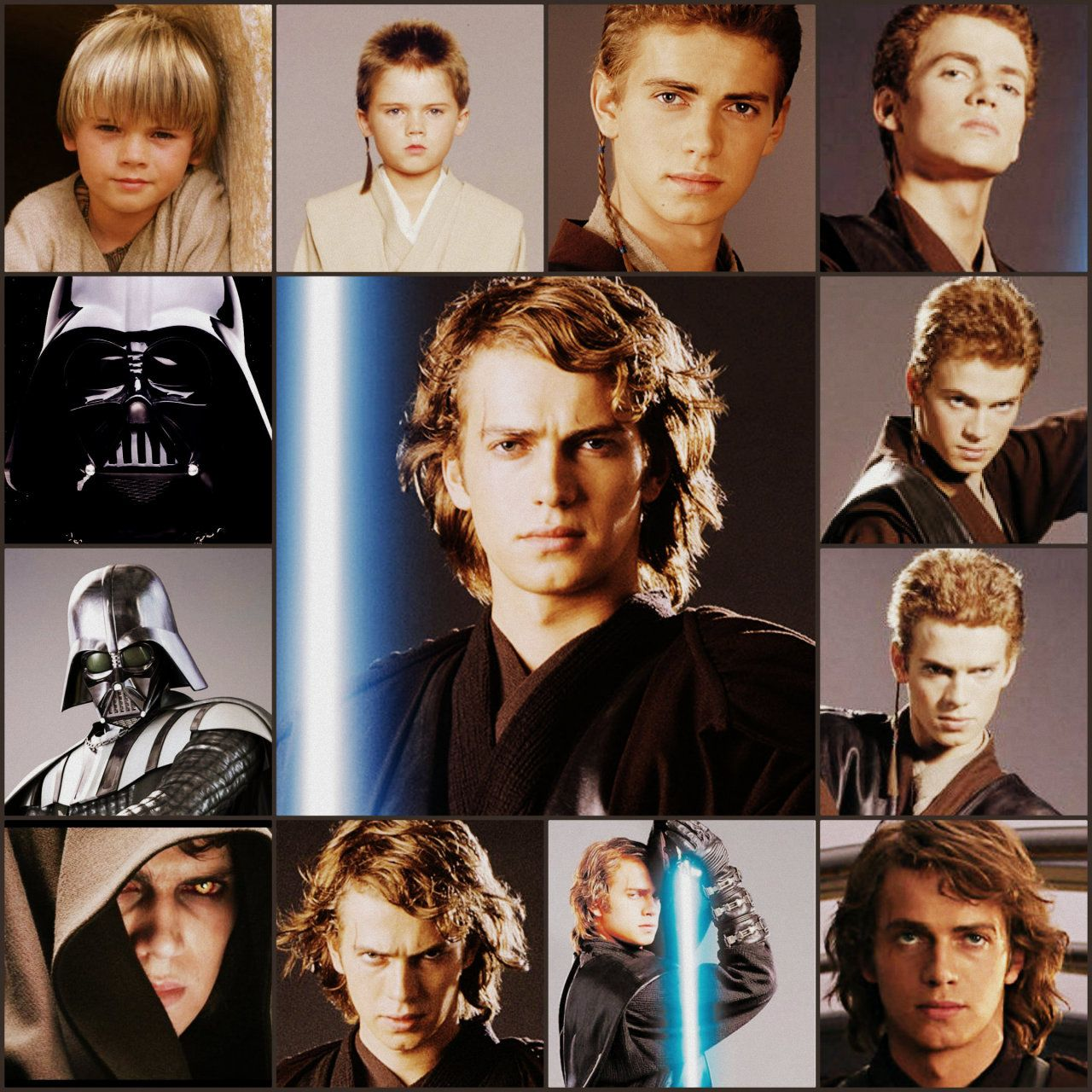 Untitled Star Wars The Lead Characters With Images Star