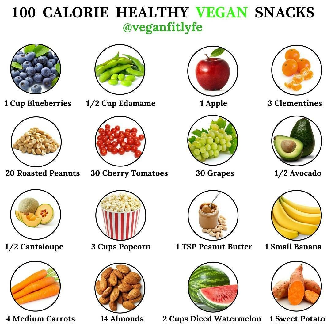 Vegan Fit Life On Instagram 100 Calorie Healthy Vegan Snacks Tag A Friend Who Needs To See This Reasons To Go Vegan Healthy Vegan Snacks Going Vegan