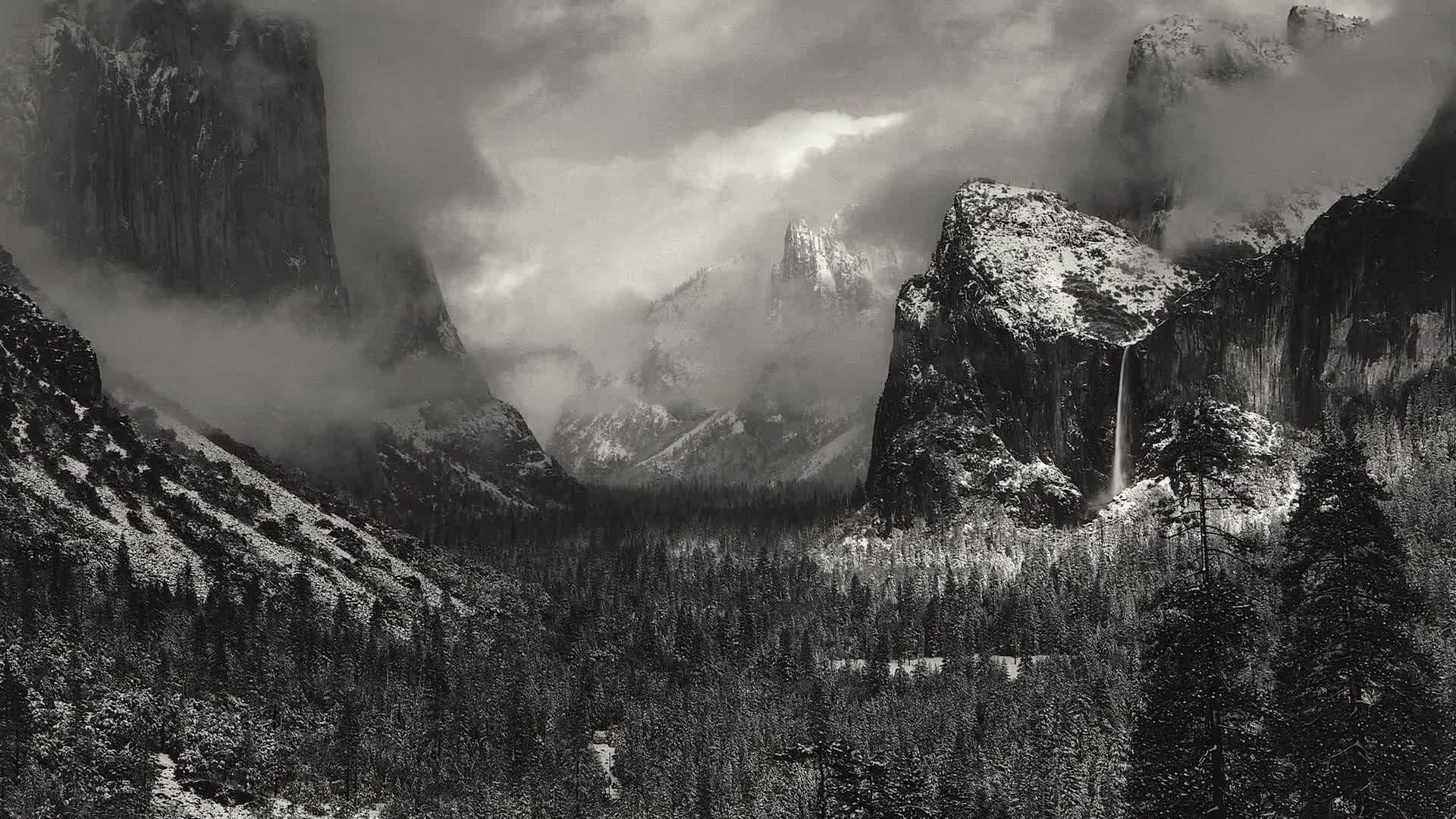 Ansel Adams demonstrates that there is no greater aesthetic power than the conversion of the familiar into the unbelievably new. Description from christies.com. I searched for this on bing.com/images
