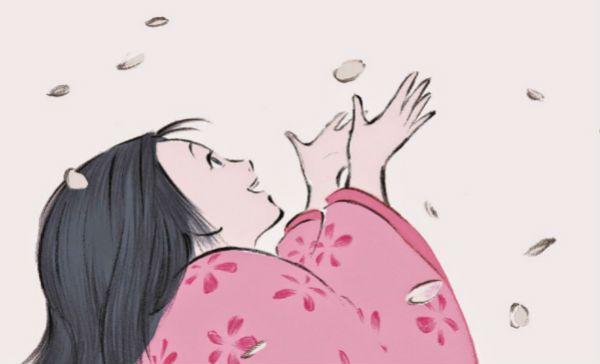 """""""The tale of the princess Kaguya"""", el arte de la animación japonesa - Proporcionado por 24 Horas"""