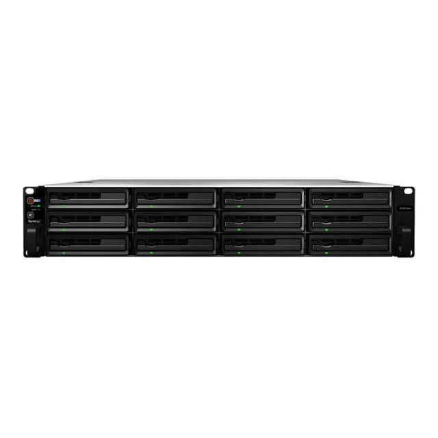 Synology RackStation RS3614XS+ Superior-Performance Versatile Rackmount Storage Solution