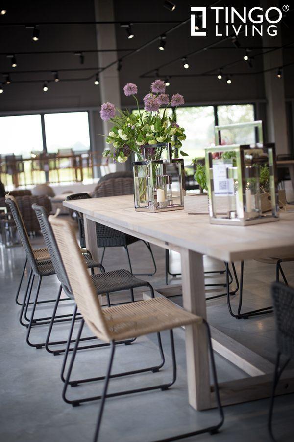 Tingo Living Showroom In Tonisvorst Outdoor Kollektion 2017