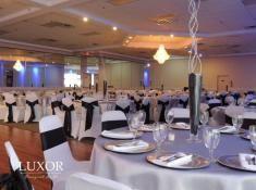 Salon de fiestas y eventos en Carrolton TX, Luxor Banquet Hall. Bodas, recepciones, y quinceaneras