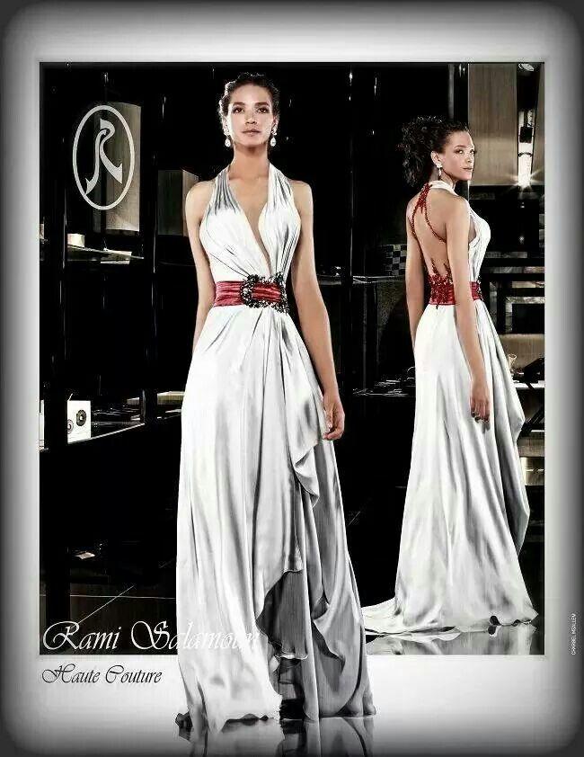 Rami Salamoun | Dresses, Fashion, Formal dresses long