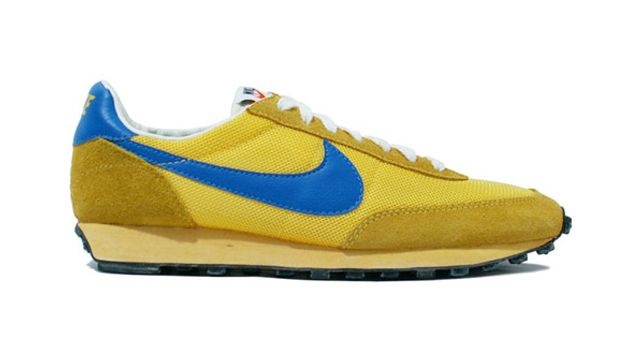 Nike LDV 1978. Sneakers that defined the1970s  yellow  nike  vintage ... 2c5373b79