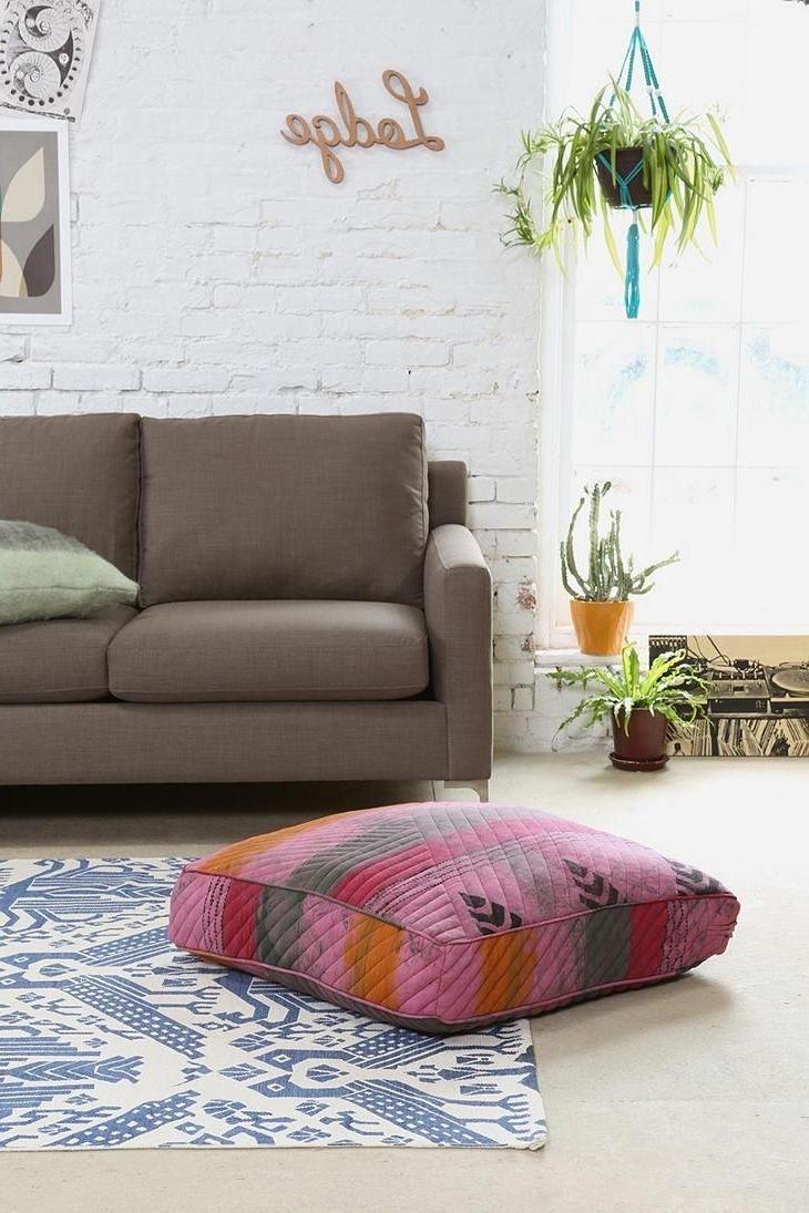 Wie Dekorieren Zimmer Mit Boden Kissen Mobel Heute Wollen Wir