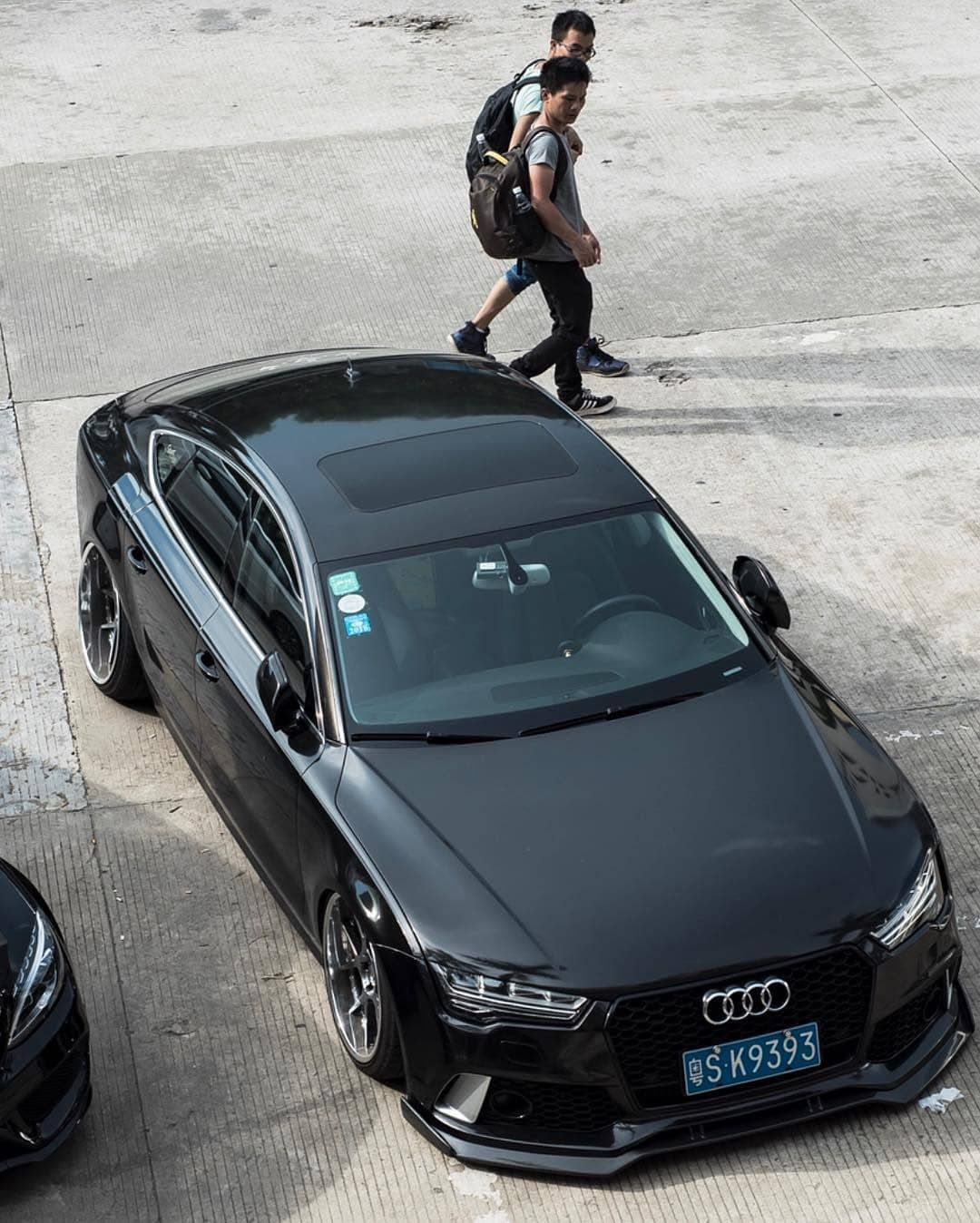 Audi A7 2020 Black Edition: Pin By Medikhalif On Garage In 2020 (With Images)