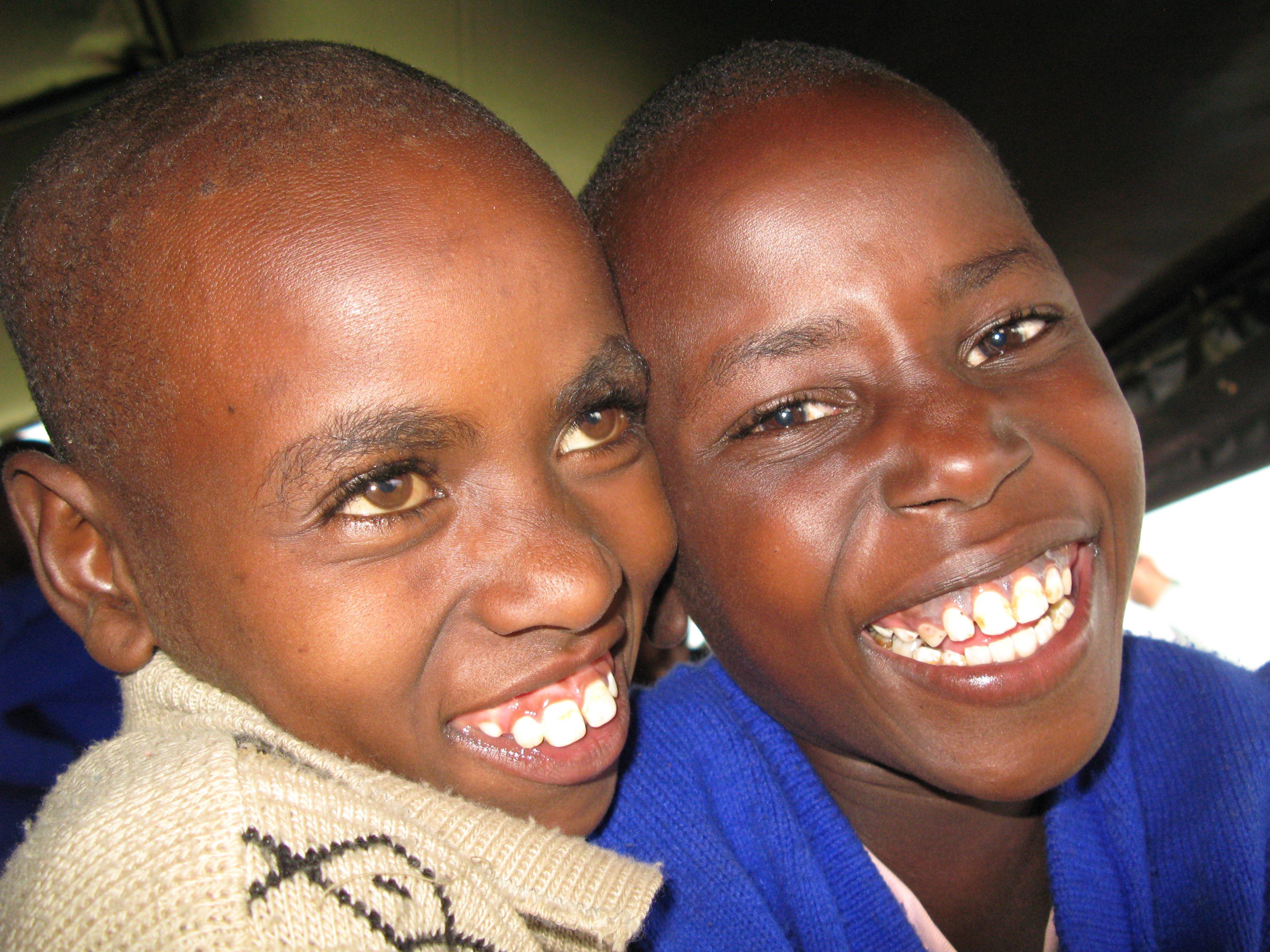 School girls, Emorijoi, Kenya Free the Children School