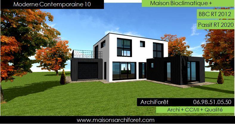 de maison de star moderne toit plat 2014 | maisons modernes ...