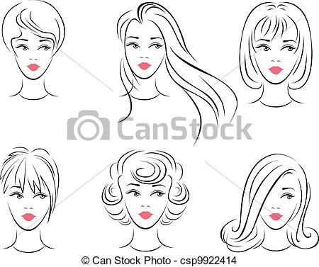Hairstyles Csp9922414 Wedding Art In 2019 How To Draw Hair
