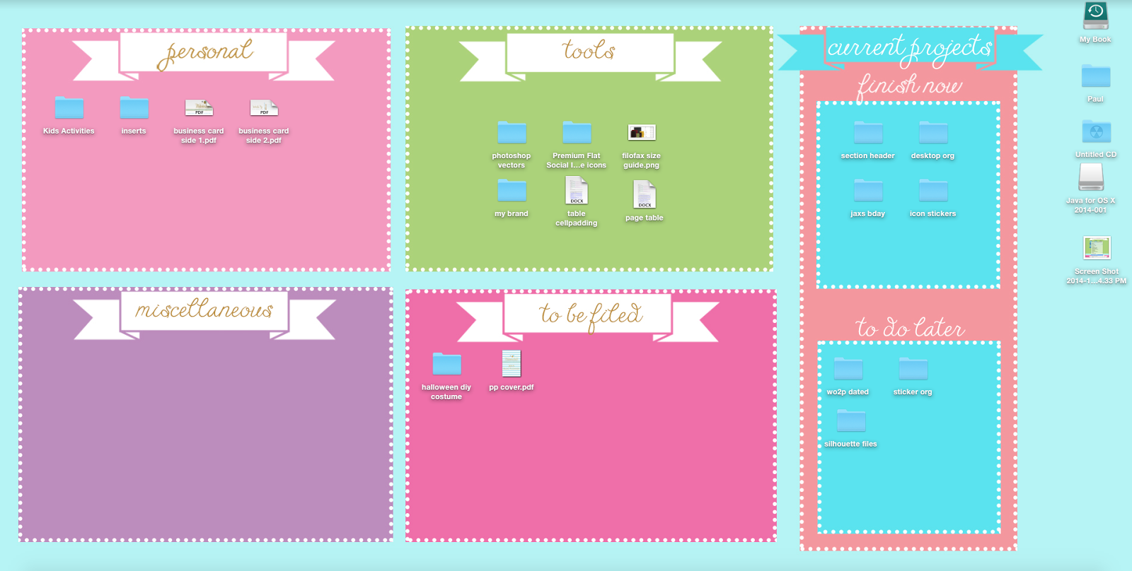 Calendar Planner For Desktop : Planners and printables organized desktop wallpaper