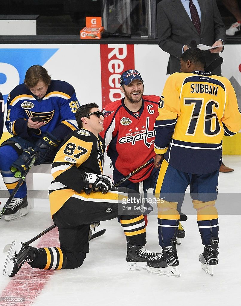 532904cb6c7 Sidney Crosby  87 of the Pittsburgh Penguins is wearing Spectacles