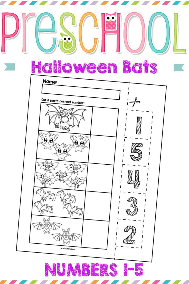 Free Educational Materials Zoo Quantity Halloween Bats Christmas Math Worksheets Halloween Math Activities [ 1104 x 736 Pixel ]