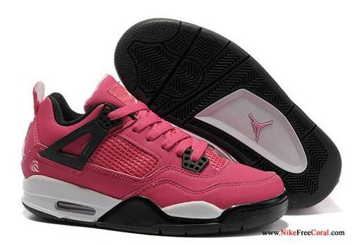 the latest 19e15 1bc51 Air Jordan Women Shoes Women Air Jordan 4 GS Voltage Cherry  Women s Air  Jordan 4 - Here are a few additional images of the Women Air Jordan 4 GS  Voltage ...
