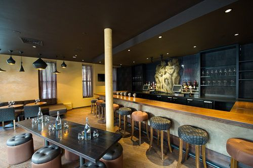 Dise o de restaurantes modernos blog marketing - Donde estudiar interiorismo ...