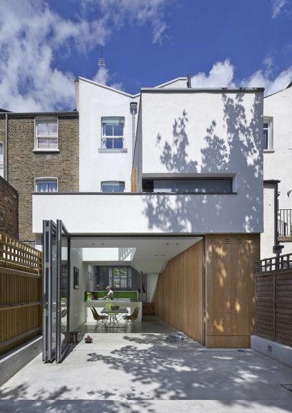 Islington House : NEIL DUSHEIKO ARCHITECTS