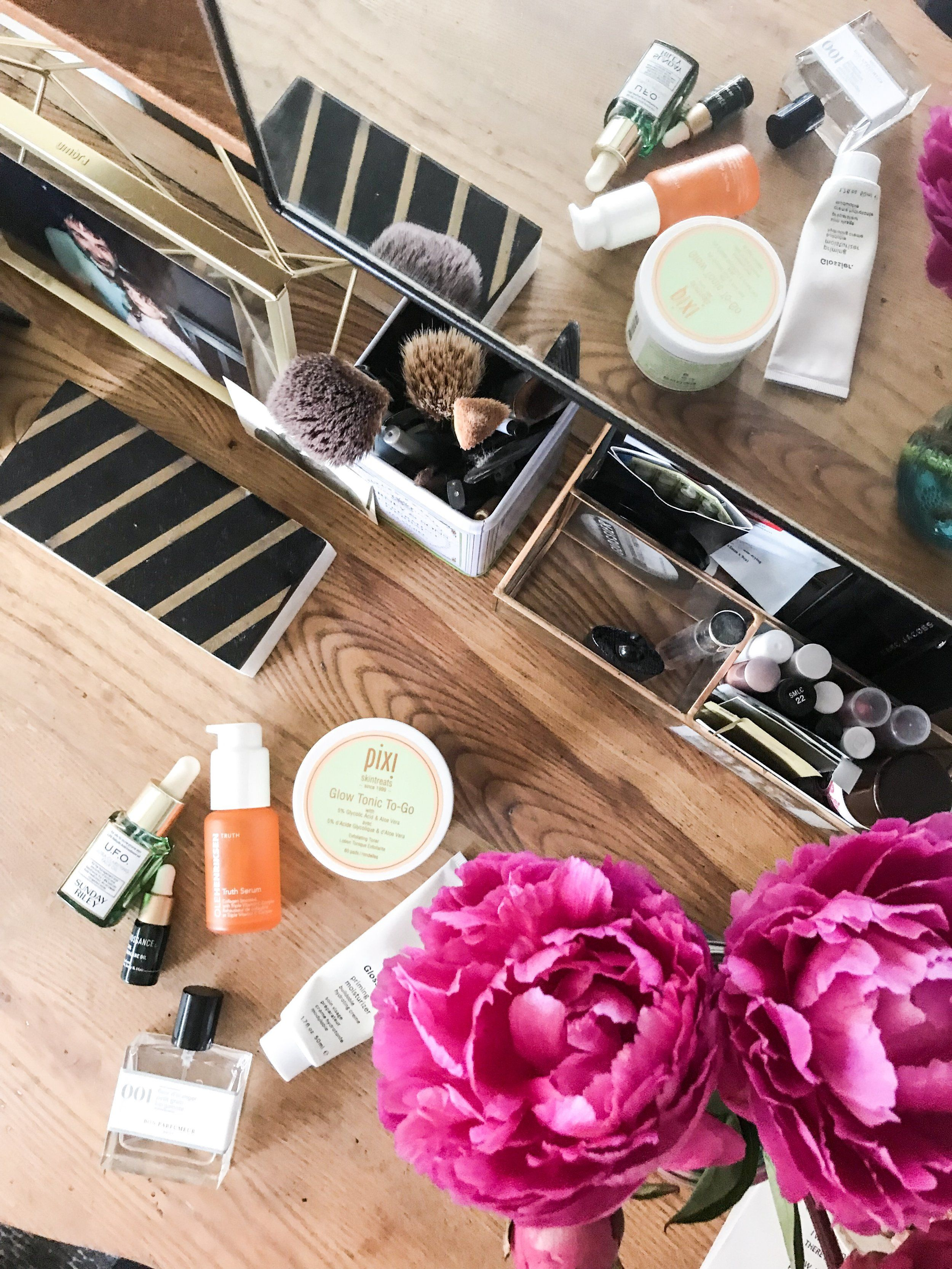 Updated Spring Skincare Routine + Glossier's Solution