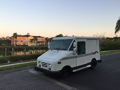 Llv Grumman Postal Truck Usps Vehicle Jeep Original 1992 Low Miles Rare Mail S10 Used For Sale In Clearwater In 2020 Trucks Recreational Vehicles Trucks For Sale
