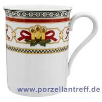 Hutschenreuther Louvre Christmas Service Mug with Handle 0.30 L