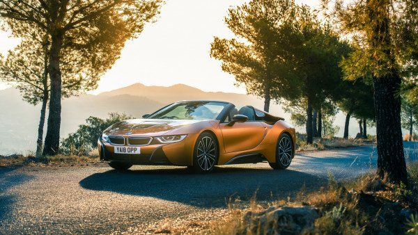 Bmw I8 Roadster 2018 Ultra Hd Wallpapers 16kwallpaper