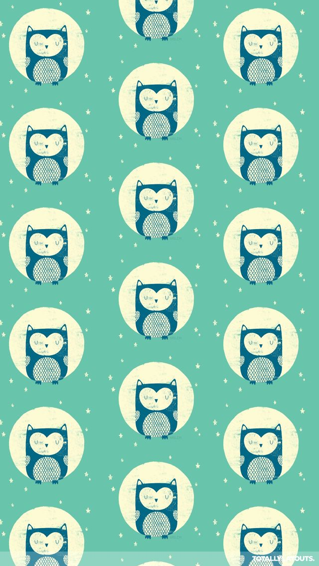 Wallpaper Iphone5 Owl Cute Wallpapers For Iphone