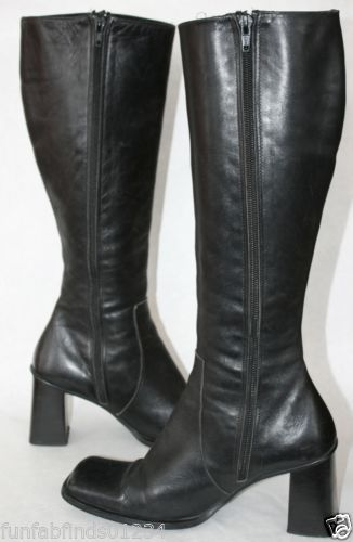 33601b9eedb 00s square toe knee high boots - Google Search