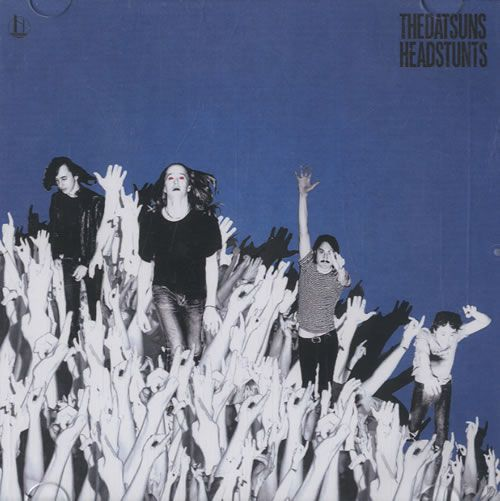 The Datsuns Headstunts 2008 USA CD album 021009: THE DATSUNS Headstunts (2008 US 12-track promotional-advance CD album - From the…