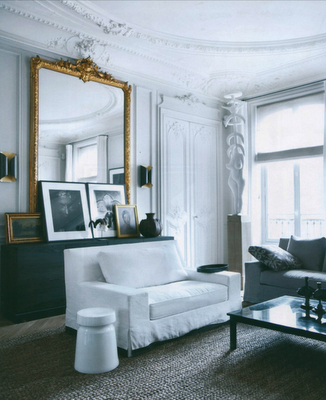 the new home of architect/designer duo patrick gilles and dorothée boissier