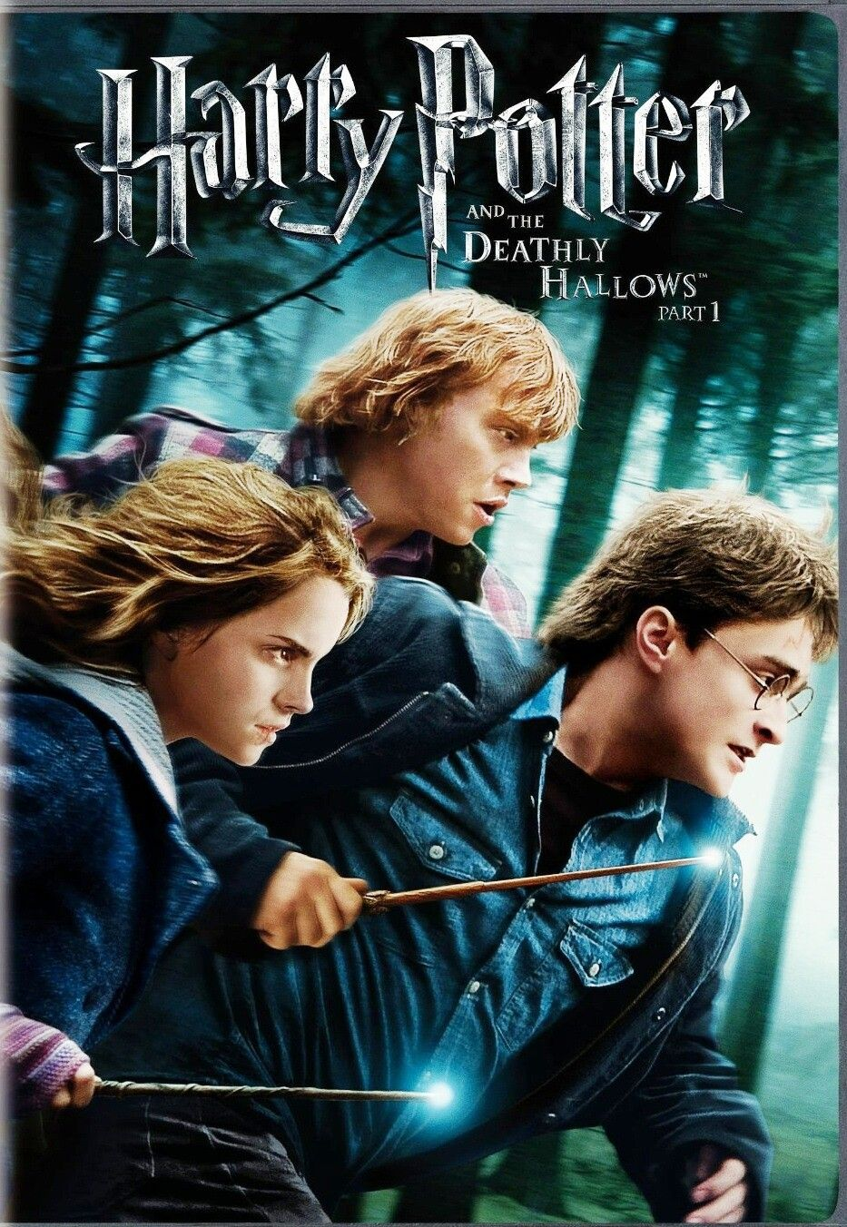 Harry Potter 2010 The Deathly Hallows Pt 1 Deathly Hallows Part 1 Deathly Hallows Harry Potter Part 1