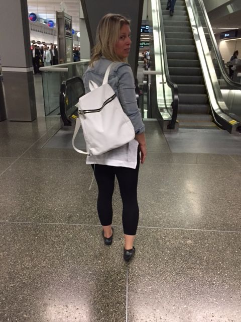 traveling in JellyFeet: where style meets comfort