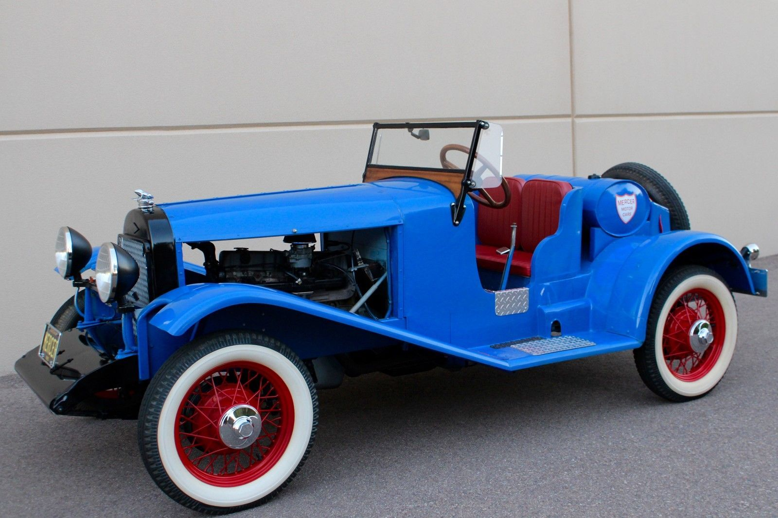 1925 Other Makes Mercer Raceabout Race Car Speedster | Motor car and ...