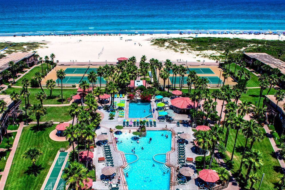 Book Isla Grand Beach Resort South Padre Island Texas Hotels Padres