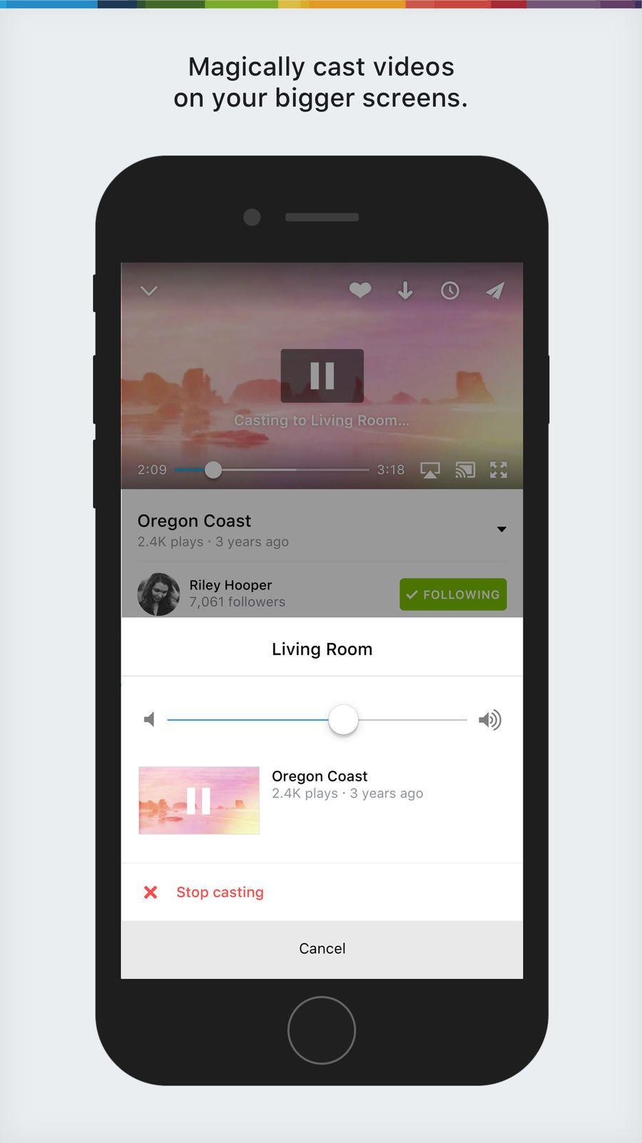 Vimeo #Entertainment#Video#apps#ios | Game Ios Plays | Ios app, App, Ios