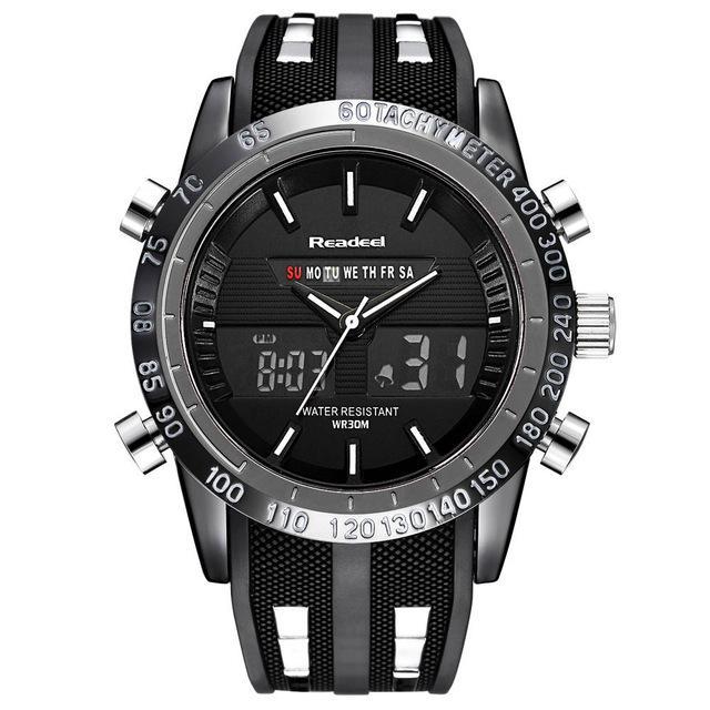 1 Watches Men Sports Waterproof Led Digital Quartz Men Military Wrist Cl Kobe Kos Kool Store In 2020 Military Watches Mens Sport Watches Sport Watches