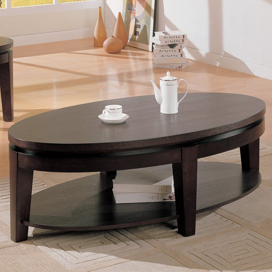 Coaster Fine Furniture 700598 Coffee Table Home Showroom