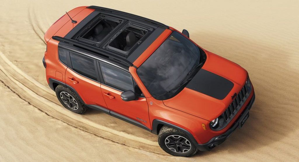 Jeep To Offer Baby Model Below The Renegade Jeep Renegade