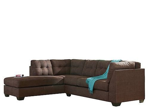 The Comfortable Contemporary Design Of This Desmond 2 Piece Sectional Sofa With Full Sleeper