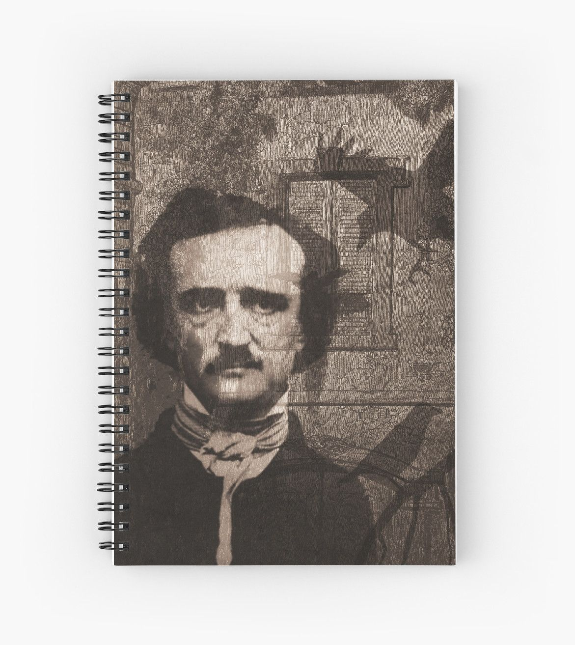 Edgar Allan Poe Also Buy This Artwork On Stationery Apparel Stickers And More Poster Prints Art Edgar Allan Poe