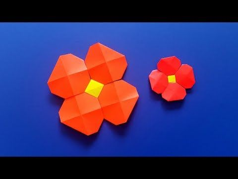 How To Make An Origami Lotus Flower - Folding Instructions ... | 360x480