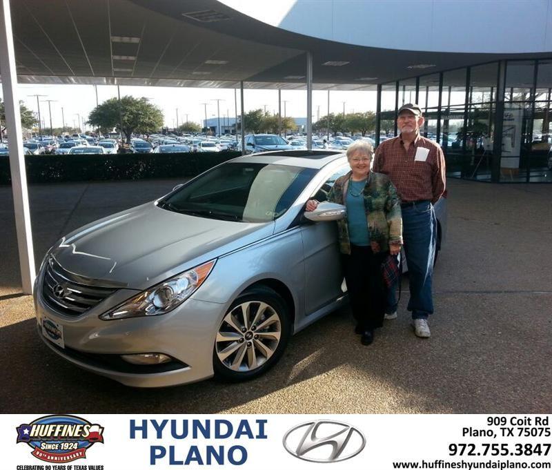 Congratulations to Roland Murphy on your #Hyundai #Sonata purchase