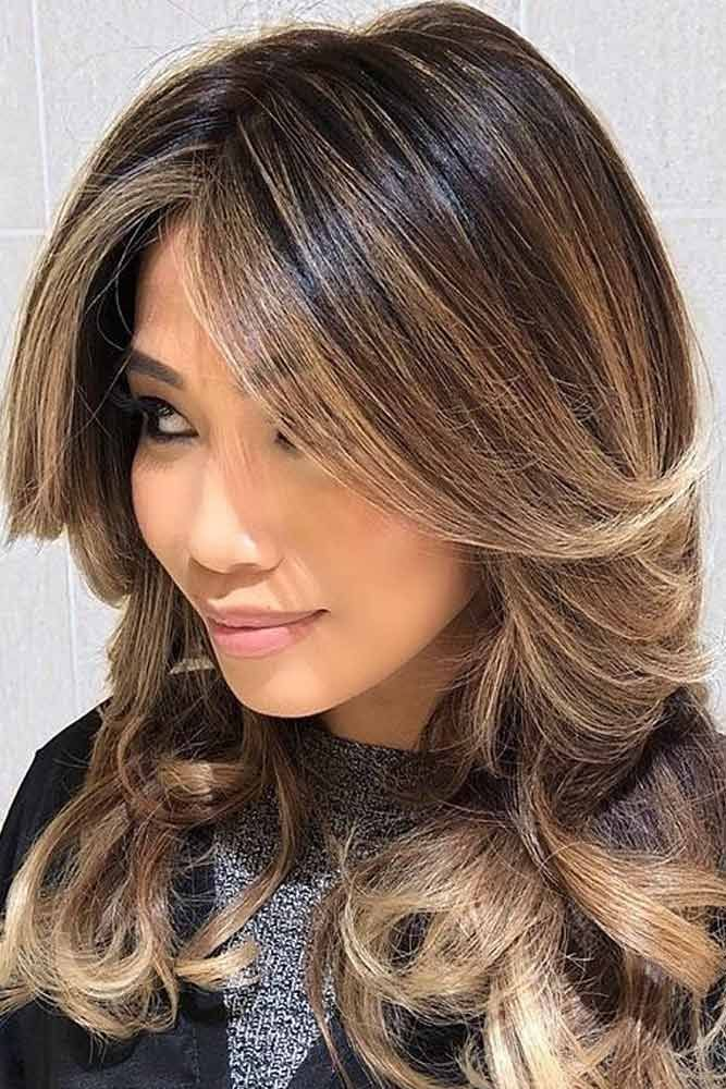 35 Timeless Feathered Hair Ideas To Look Fresh And Modern ...