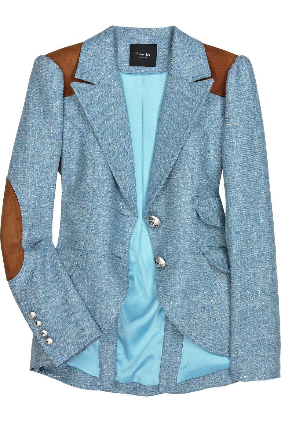Smythe  Wool equestrian blazer