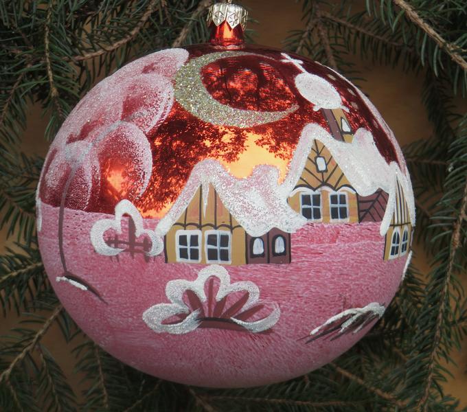 Beleuchtete Christbaumkugeln.Pin By Van Zyl On Churches And Chapels On Christmas Balls Lauscha