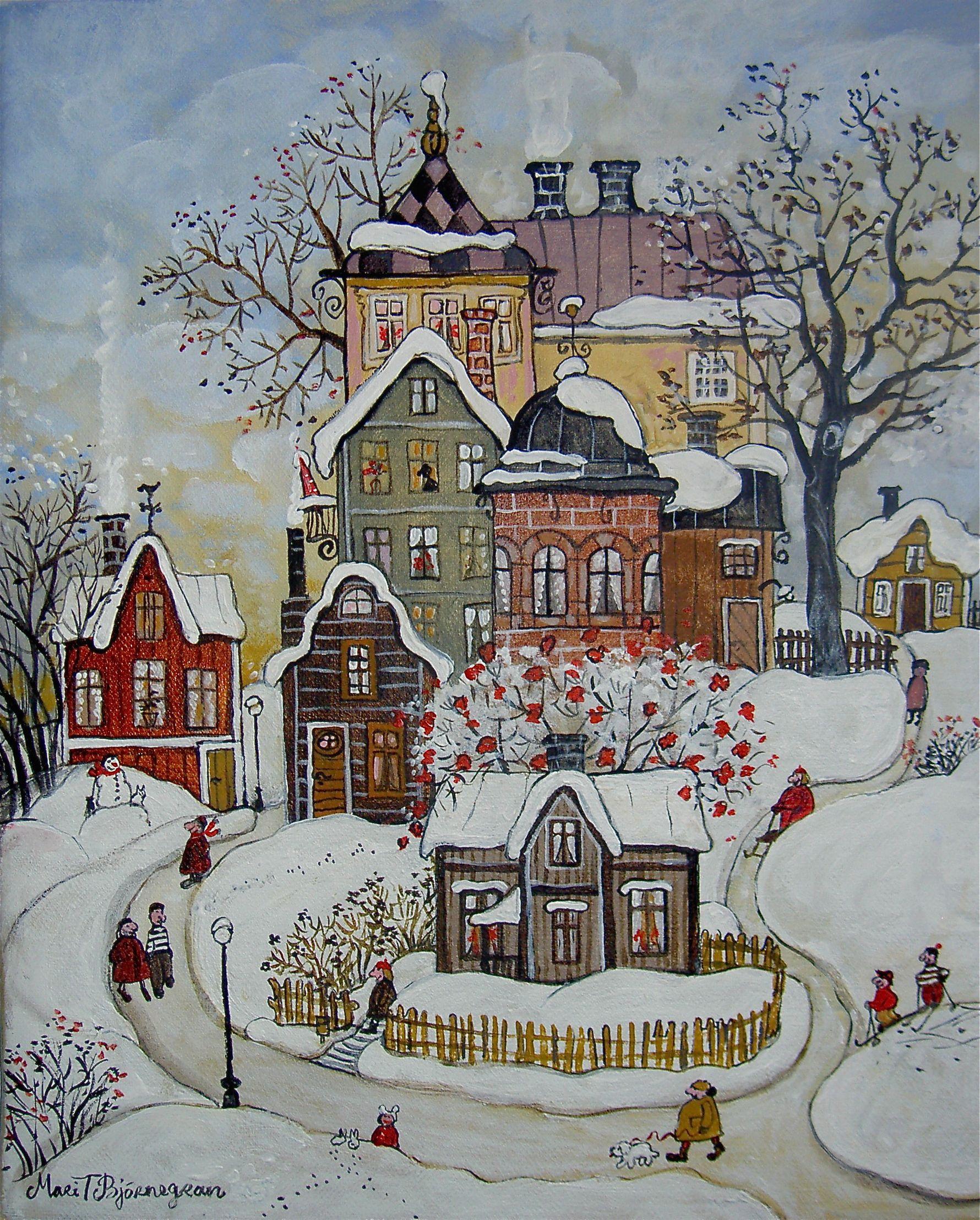 ring road christmas pinterest peinture art et dessin. Black Bedroom Furniture Sets. Home Design Ideas