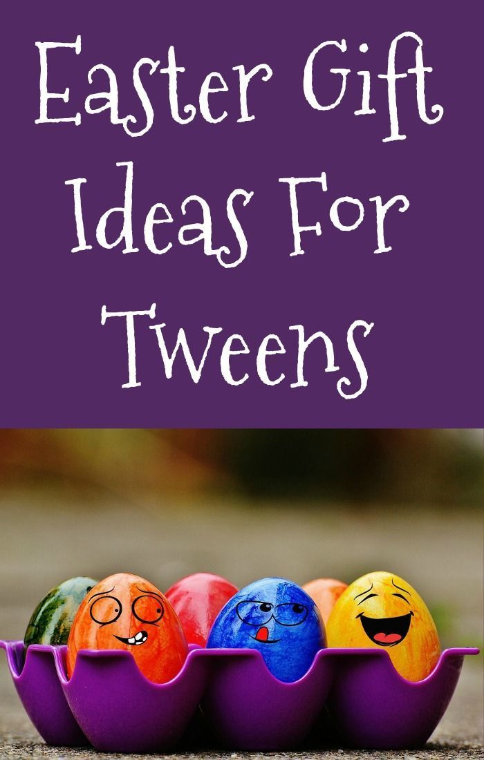 Easter gift ideas for tweens negle Images