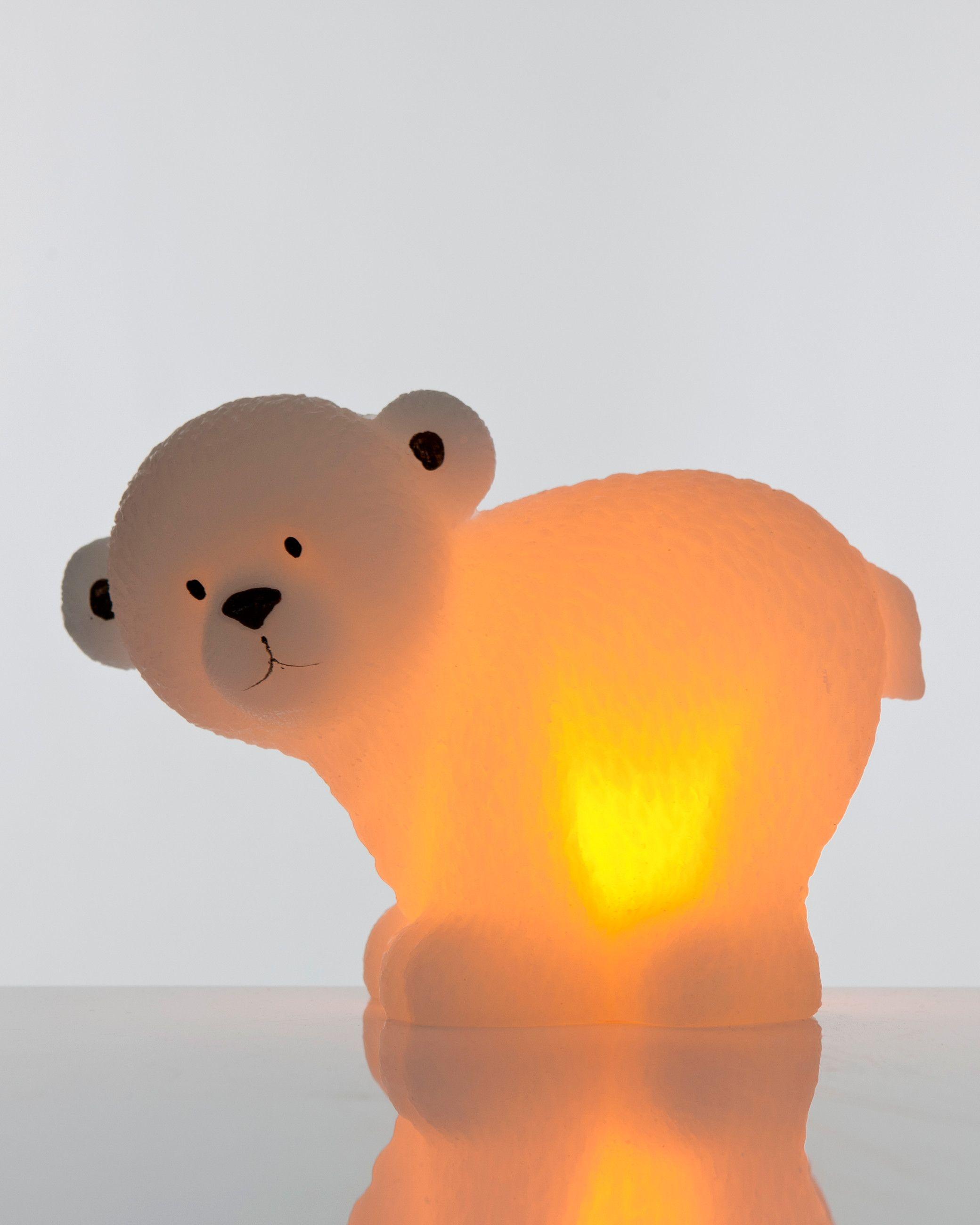 flambiance flammenlose kerze polarb r hse24 decor christmas weihnachtszeit. Black Bedroom Furniture Sets. Home Design Ideas