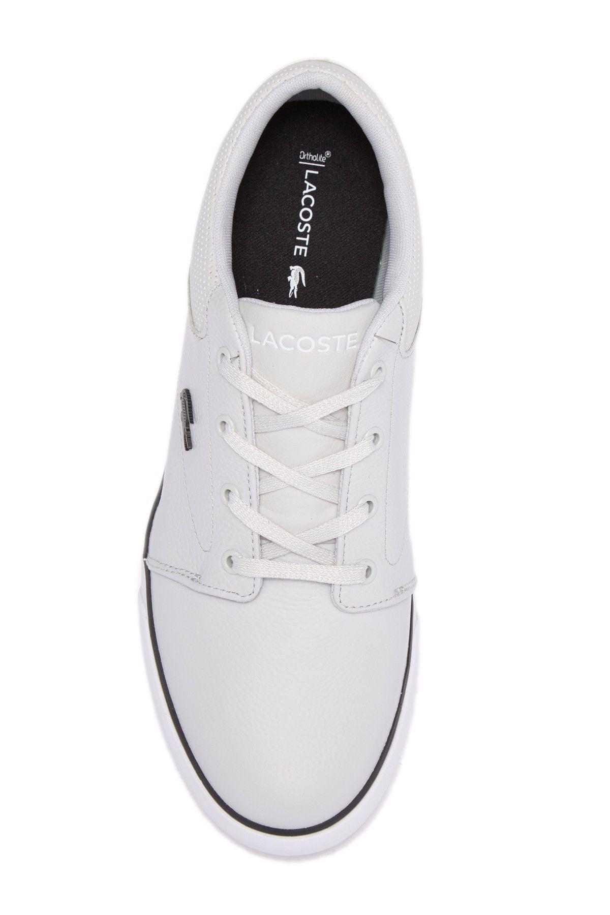 Lacoste | Minzah Leather Sneaker