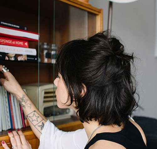 40 Best Short Hairstyles Peinados Pelo Corto Peinados Cabello Corto Cabello Con Flequillo